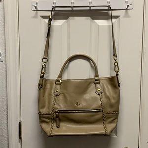 OrYANY  Mushroom/taupe bag
